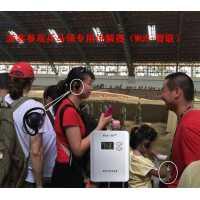 政府单位接待企业贵宾接待专用无线讲解器 商务无线导览系统