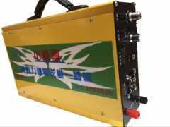 锂电一体捕鱼器的优势