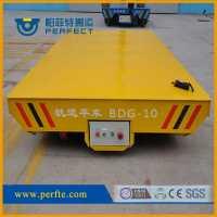 帕菲特低压轨道供电型搬运平台车