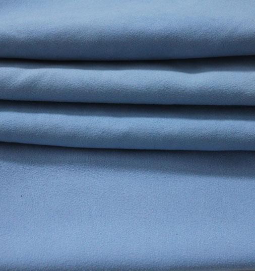 超细纤维双面绒(天蓝色)