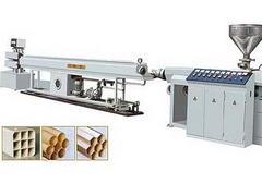 【推荐】精达塑料机械供应PVC螺旋管生产线 山东PVC螺旋管生产线批发