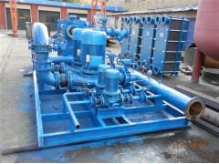 买板式换热设备认准兰州万通机械设备:武威公路桥梁模板
