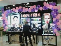 甘肃化妆品展柜价格——想买实惠的化妆品展柜,就来国俊展柜