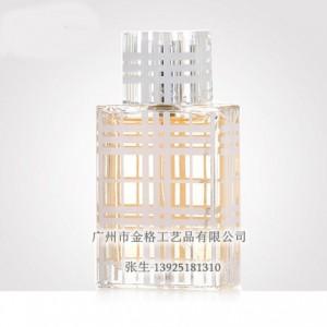 100ml玻璃香水瓶 现货成套销售