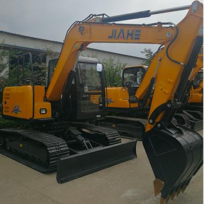 JH135小型挖掘机