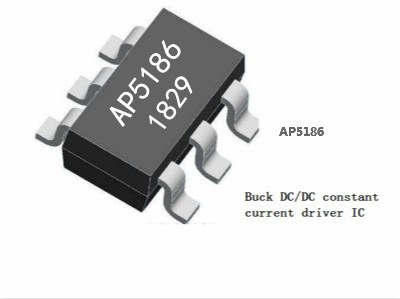 3.6-100v三功能降压恒流驱动芯片AP5186
