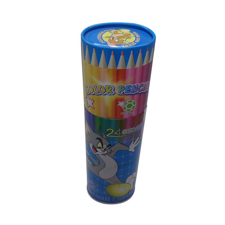 厂家直供 马口铁 铅笔铁罐 品质保证