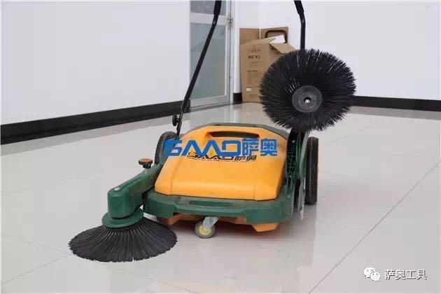 室内扫地机  手推式无动力扫地机