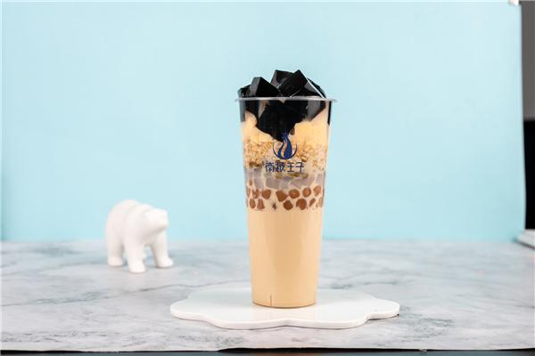 南极王子健康饮品加盟-网红奶茶店加盟