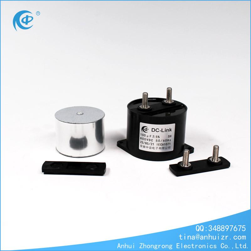 充电桩电容器1000VDC 100UF