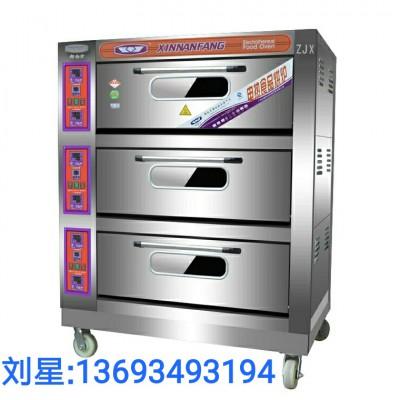 新南方电烤箱三层六盘