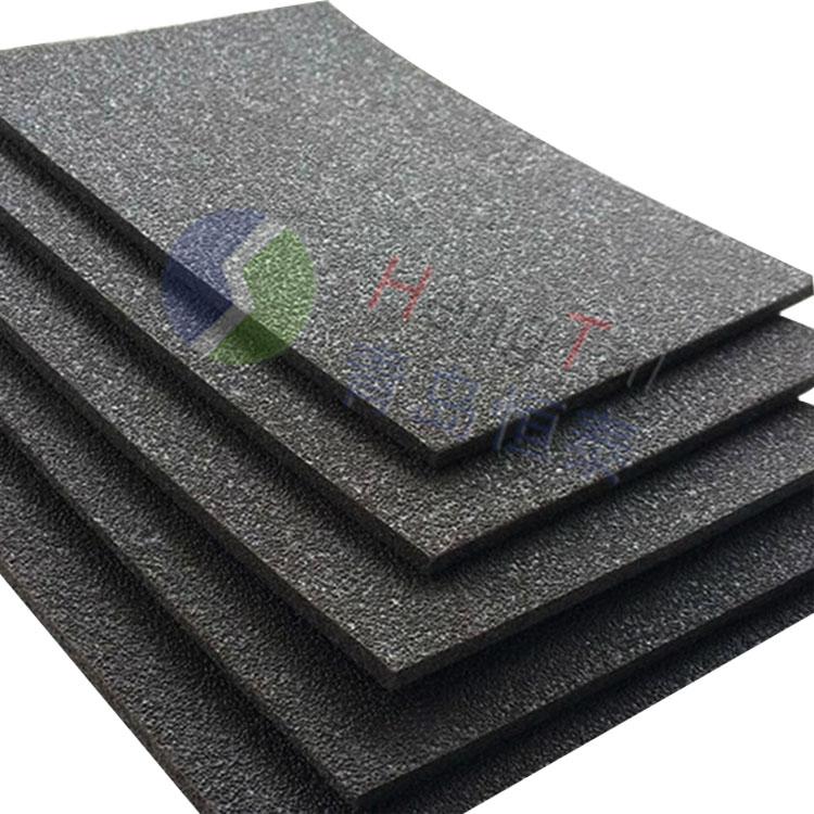 山东隔音垫 5mm楼板发泡保温减振垫厂家
