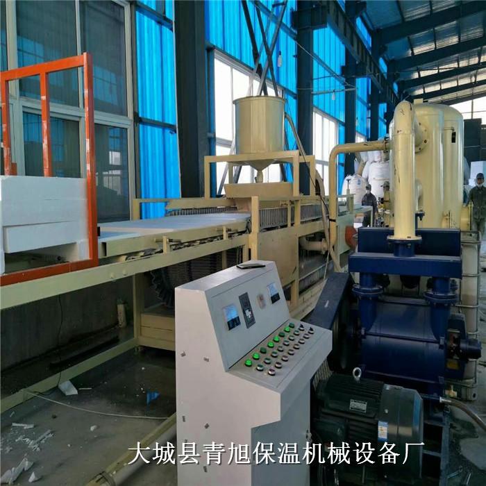 硅质聚苯板设备AEPS热固复合聚苯板设备