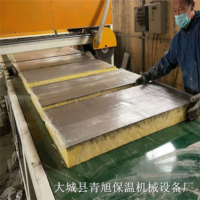 砂浆岩棉复合板设备生产线价格