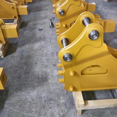 厂家供应挖掘机液压破碎锤炮头钎杆45
