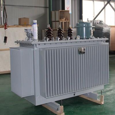SVR-5000KVA 7-12/10KV线路自动调压变压器