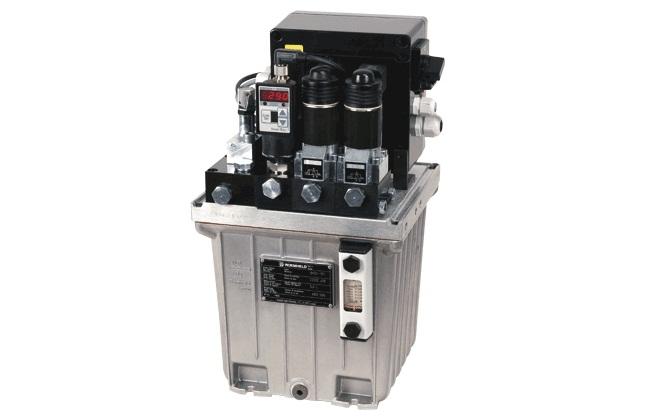 上海欧沁长期优势供应原装进口roemheld液压动力单元