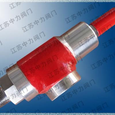 ZLA12Y内螺纹高压弹簧安全阀
