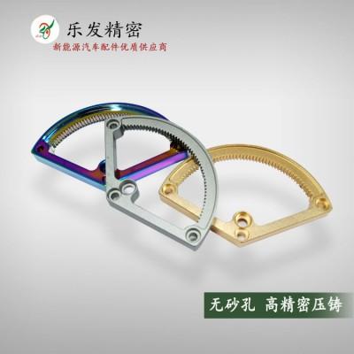 乐发精密压铸铝合金钓鱼竿配件 机械五金加工定制