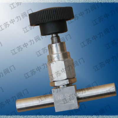 合金密封不锈钢高压焊接针阀