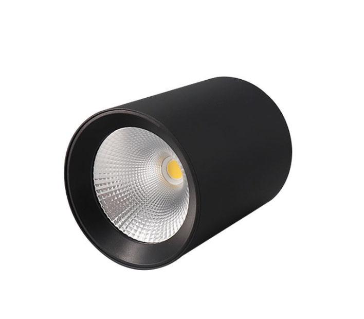 LED明装射灯LED明装筒灯COB明装灯产品介绍