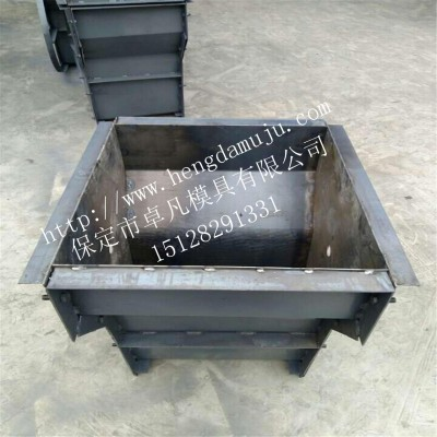 厂家直销定制隔离墩模具 水泥混凝土 环保新型隔离墩
