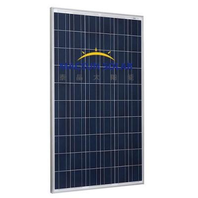 多晶太阳能组件