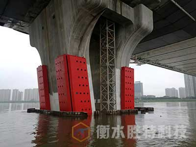 胜特科技  固定式钢覆式桥梁防撞,新型橡胶护舷