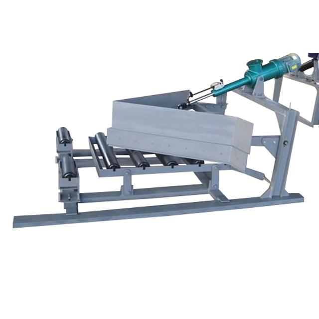 电动犁式卸料器 电液动卸料器 输送带双侧犁煤器价格