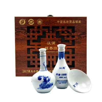 旬阳汉澜拐枣汁浓缩系列诗经 · 颂 275ml/盒