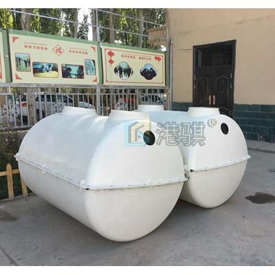 农户改厕建议 二格化粪池标准图集-港骐