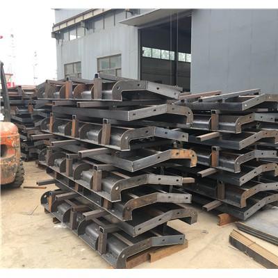 桥梁模板 高架桥水泥桥边墙模板 定型钢模具