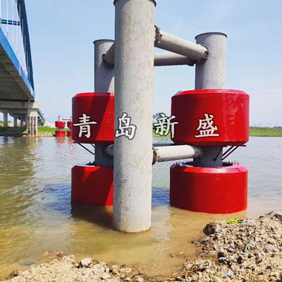 新盛桥梁防撞设施 复合材料防撞块