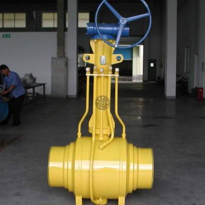 厂家生产 Q367F埋地式全焊接球阀