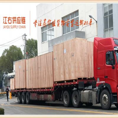 苏州货运公司分享物流供应链管理供应链的含义
