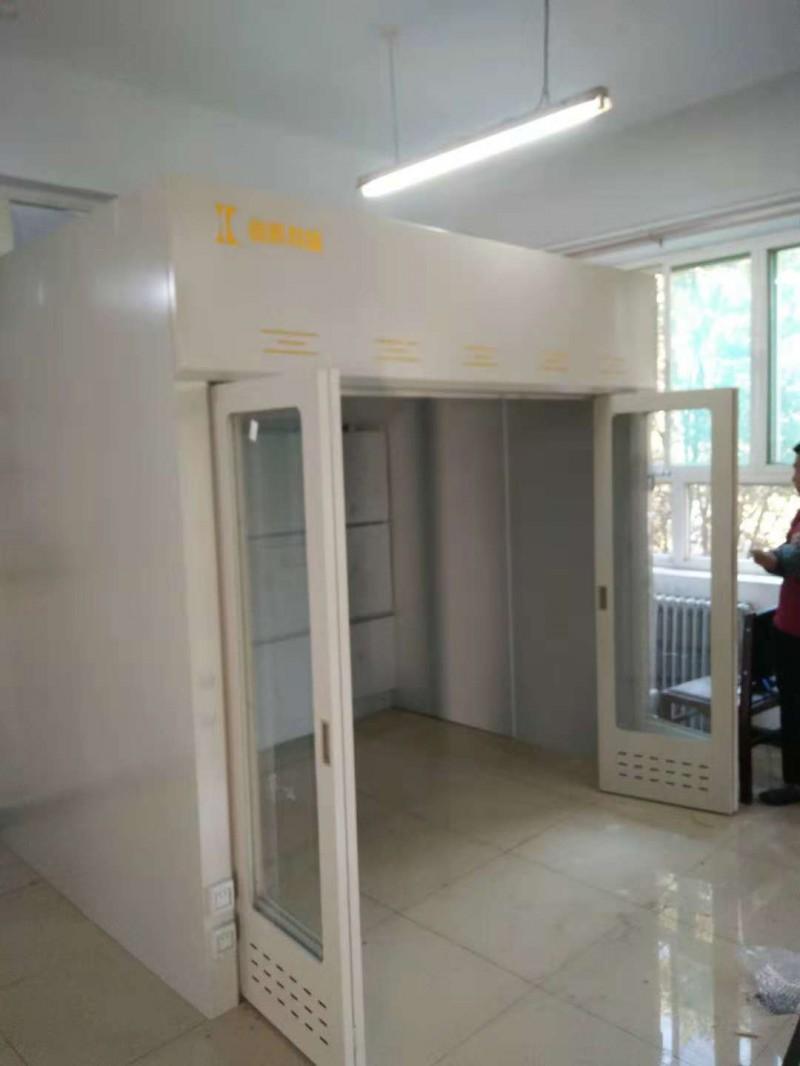 实验室PP通风柜 抽风橱柜 排风柜 排毒气柜 耐酸碱防腐蚀