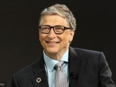 比尔·盖茨央视访谈:现在很多创新都是由中国首创的