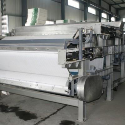 定制大型污水处理设备 洗砂污泥脱水机 带式压滤机