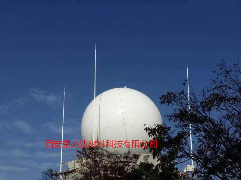 望必达定制雷达专用避雷针10-20米 重量轻 强度高 抗腐蚀