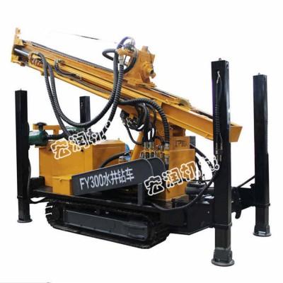 岩石水井钻机 大口径水井钻机 小型水井钻机价格