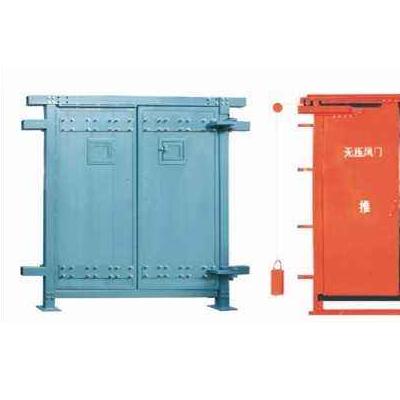 无压平衡风门,矿用自动平衡风门材质如何选择
