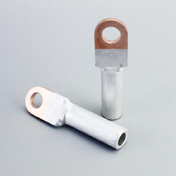 温州铜鼻子 铜铝端子 铜铝鼻子厂家 70平方铝铜线鼻子