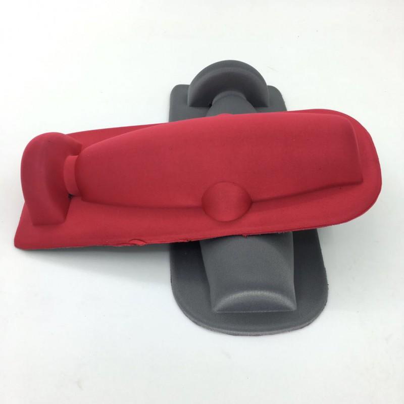 定制eva复布热压 多款eva制品护具冷压成型 eva压型