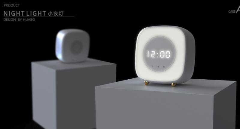 锐博美LED智能小夜灯,学生台灯。母婴护眼迷你台灯