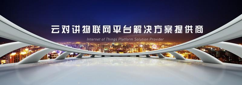 我公司专业提供云对讲物联网平台