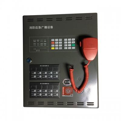 GB350消防应急广播设备/壁挂式消防广播功放(350W)