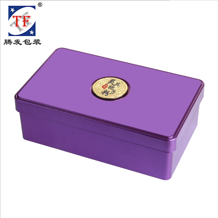 亚克力塑料盒高丽/别直参1-2根包装盒子