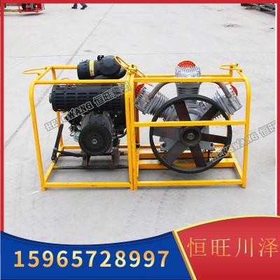 防汛打桩机 小型打桩机 安全便携打桩机