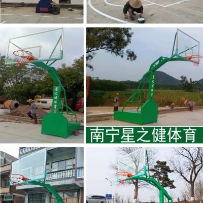 南宁篮球架豪华型