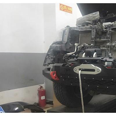 北京40PLUS改装